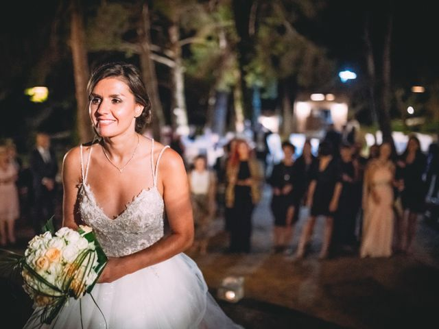 Il matrimonio di Romolo e Aleksandra a Palinuro, Salerno 48