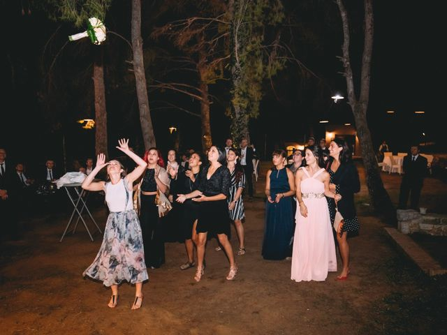 Il matrimonio di Romolo e Aleksandra a Palinuro, Salerno 49