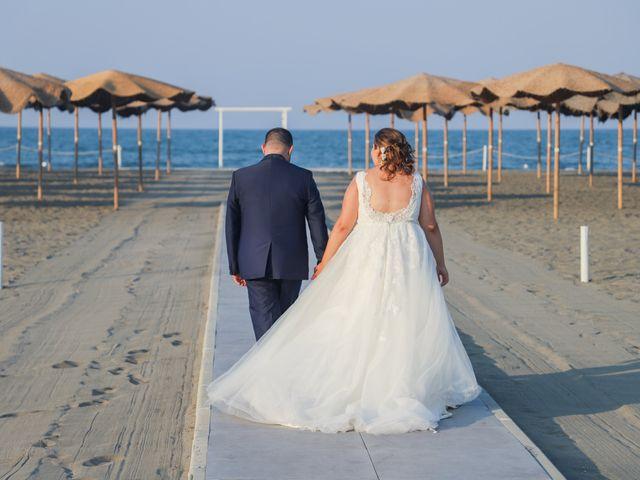 Il matrimonio di Davide e Anna Maria a Margherita di Savoia, Bari 3