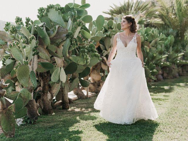 Il matrimonio di Fabiola e Prospero a Gaeta, Latina 12
