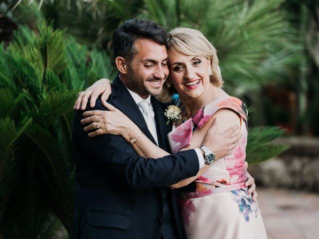 Il matrimonio di Fabiola e Prospero a Gaeta, Latina 13