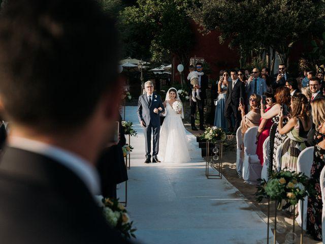 Il matrimonio di Fabiola e Prospero a Gaeta, Latina 16