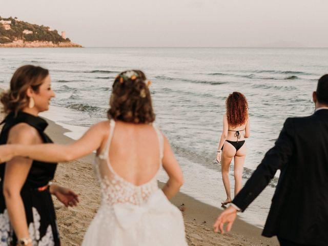 Il matrimonio di Fabiola e Prospero a Gaeta, Latina 18