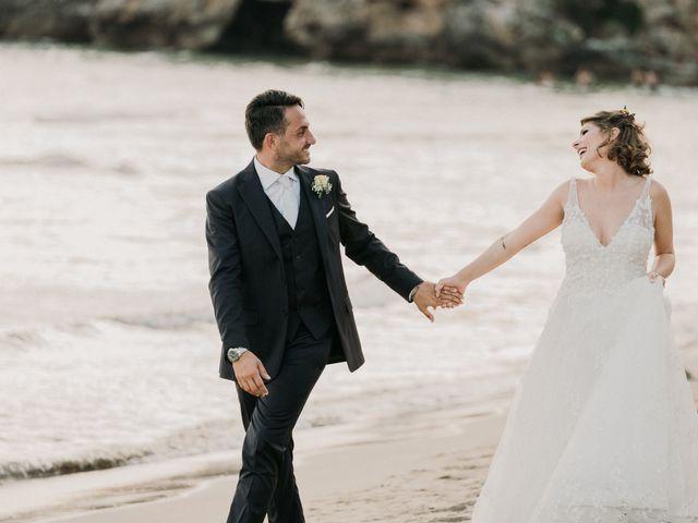 Il matrimonio di Fabiola e Prospero a Gaeta, Latina 19