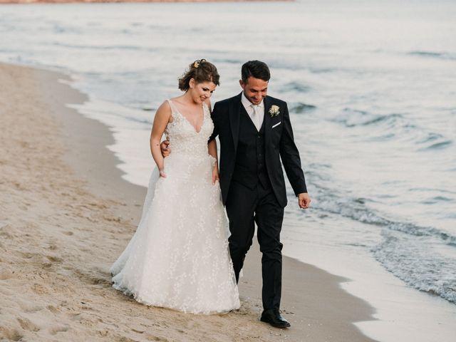 Il matrimonio di Fabiola e Prospero a Gaeta, Latina 21