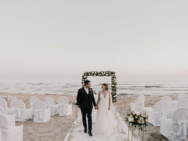 Il matrimonio di Fabiola e Prospero a Gaeta, Latina 22