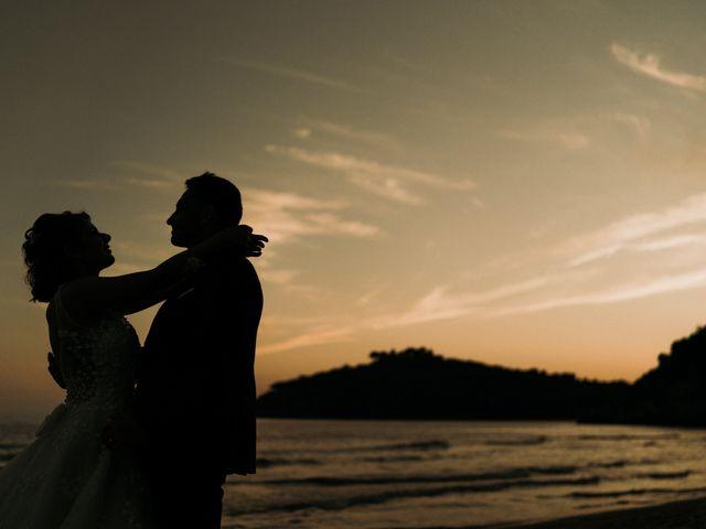 Il matrimonio di Fabiola e Prospero a Gaeta, Latina 23