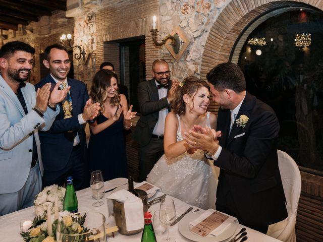 Il matrimonio di Fabiola e Prospero a Gaeta, Latina 26