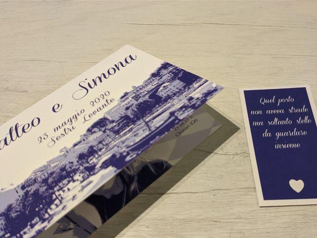 Il matrimonio di Matteo e Simona a Sestri Levante, Genova 5