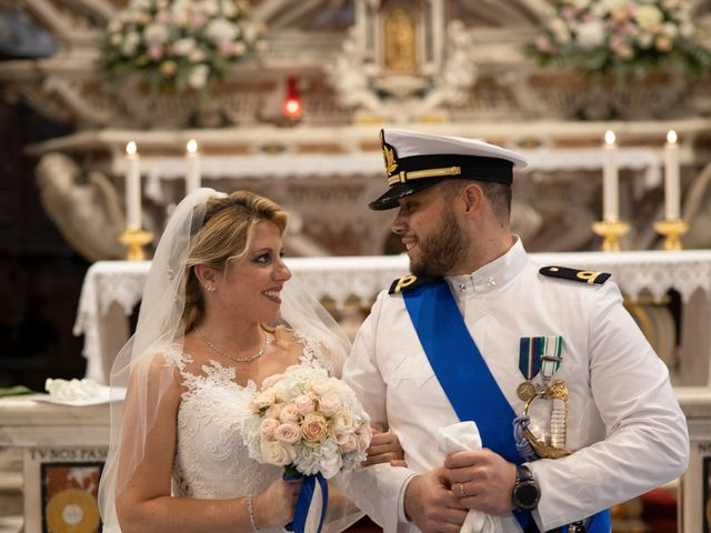 Il matrimonio di Matteo e Simona a Sestri Levante, Genova 8