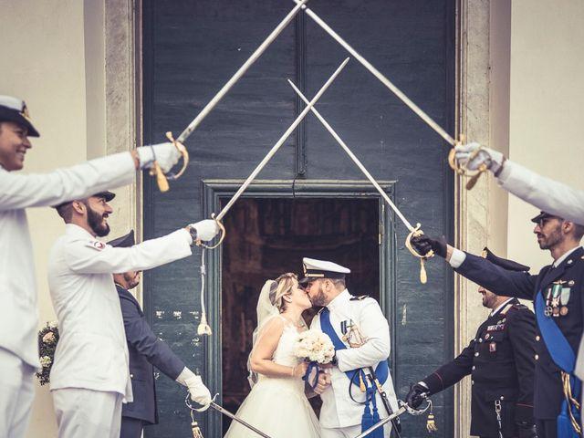Il matrimonio di Matteo e Simona a Sestri Levante, Genova 9