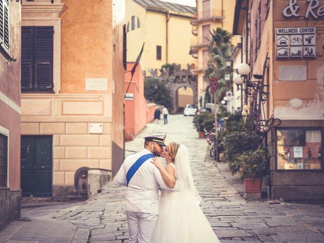 Il matrimonio di Matteo e Simona a Sestri Levante, Genova 10