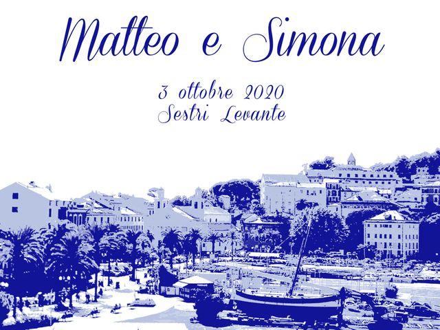 Il matrimonio di Matteo e Simona a Sestri Levante, Genova 14
