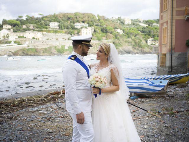 Il matrimonio di Matteo e Simona a Sestri Levante, Genova 15