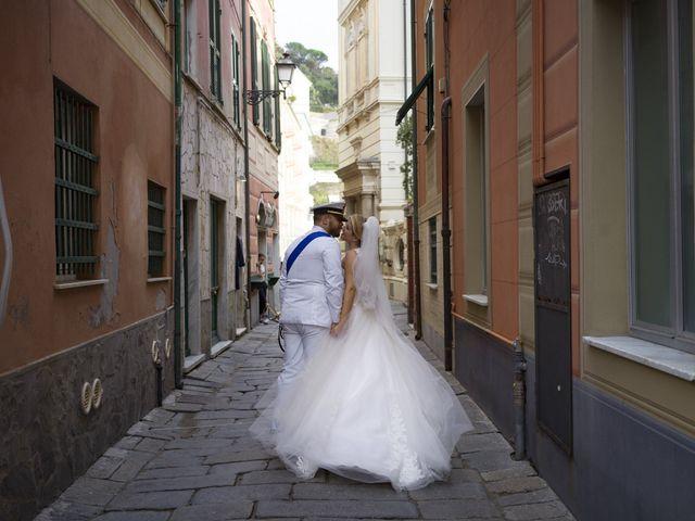 Il matrimonio di Matteo e Simona a Sestri Levante, Genova 17