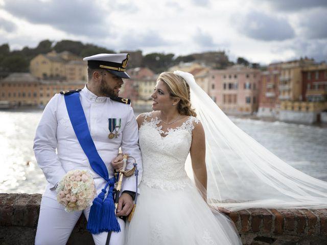 Il matrimonio di Matteo e Simona a Sestri Levante, Genova 21