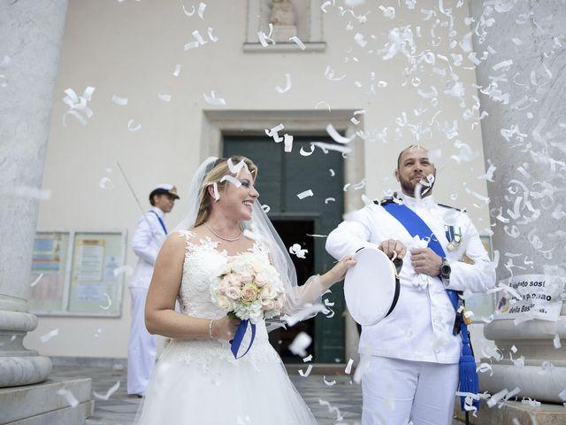 Il matrimonio di Matteo e Simona a Sestri Levante, Genova 22