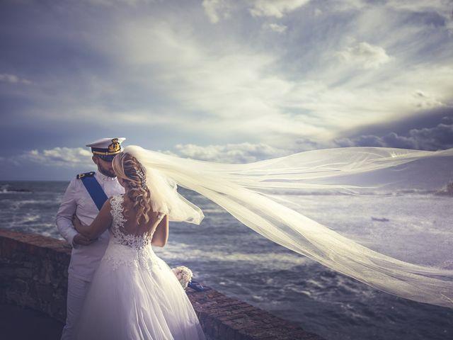 Il matrimonio di Matteo e Simona a Sestri Levante, Genova 1
