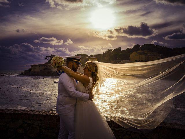 Il matrimonio di Matteo e Simona a Sestri Levante, Genova 2