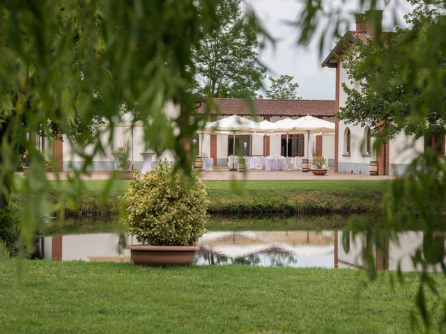 Il matrimonio di Marco e Alessia a Gropello Cairoli, Pavia 2