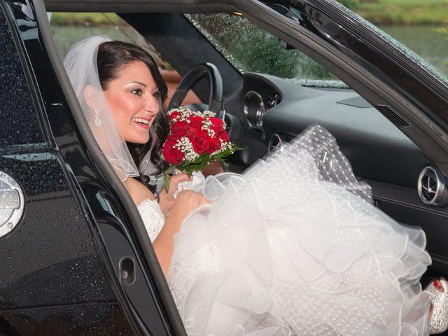 Il matrimonio di Marco e Alessia a Gropello Cairoli, Pavia 5