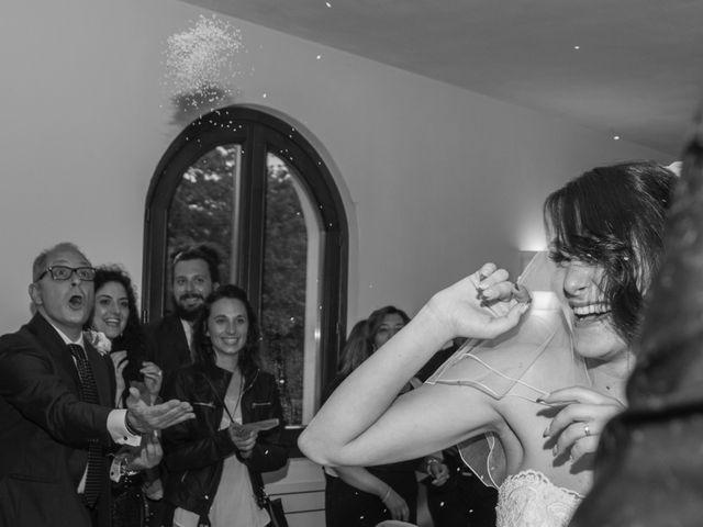 Il matrimonio di Marco e Alessia a Gropello Cairoli, Pavia 11