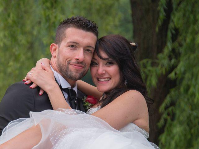 Il matrimonio di Marco e Alessia a Gropello Cairoli, Pavia 14
