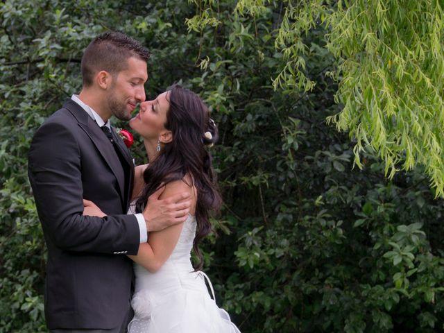 Il matrimonio di Marco e Alessia a Gropello Cairoli, Pavia 15