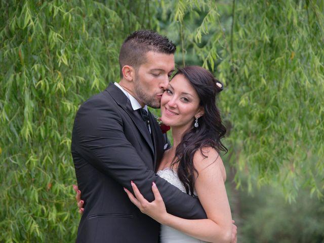 Il matrimonio di Marco e Alessia a Gropello Cairoli, Pavia 18