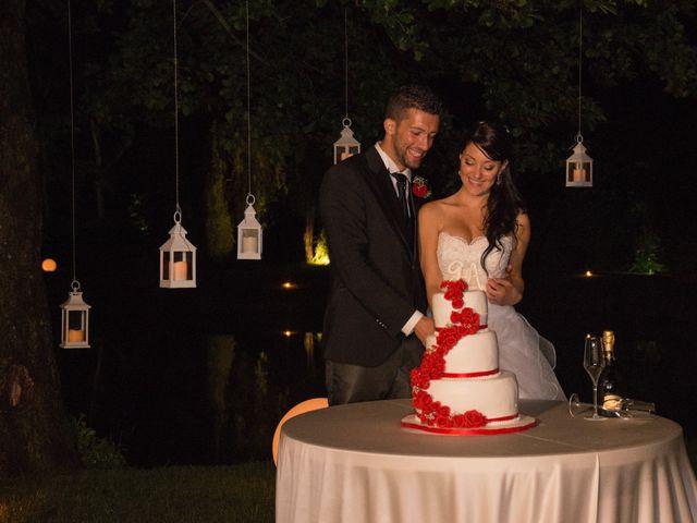 Il matrimonio di Marco e Alessia a Gropello Cairoli, Pavia 23