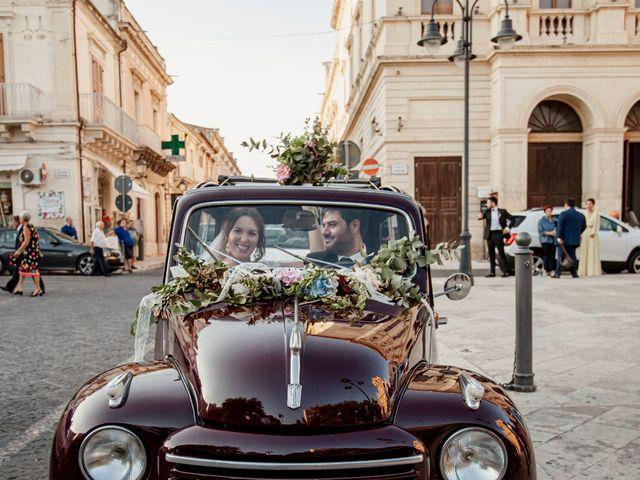 Le nozze di Guendalina e Giuseppe
