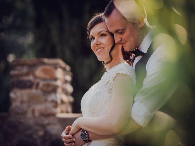 le nozze di Ilaria e Andrew