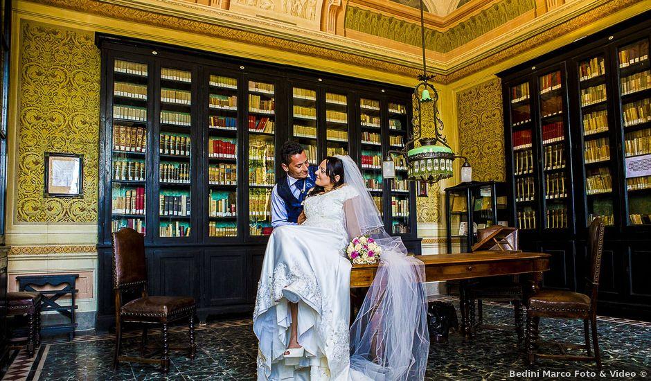 Il matrimonio di Andrea e Stefania a Piacenza, Piacenza