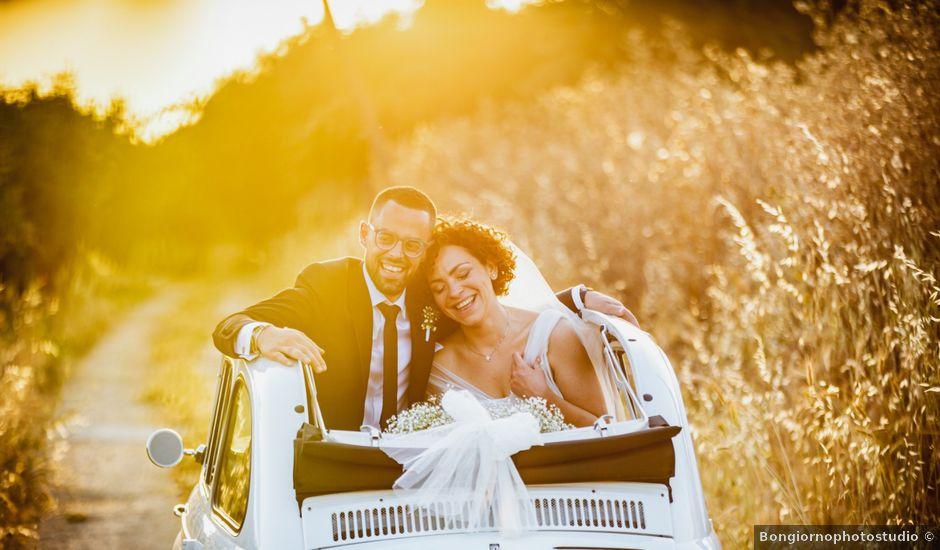 Il matrimonio di Antonio e Rossella a Canicattì, Agrigento
