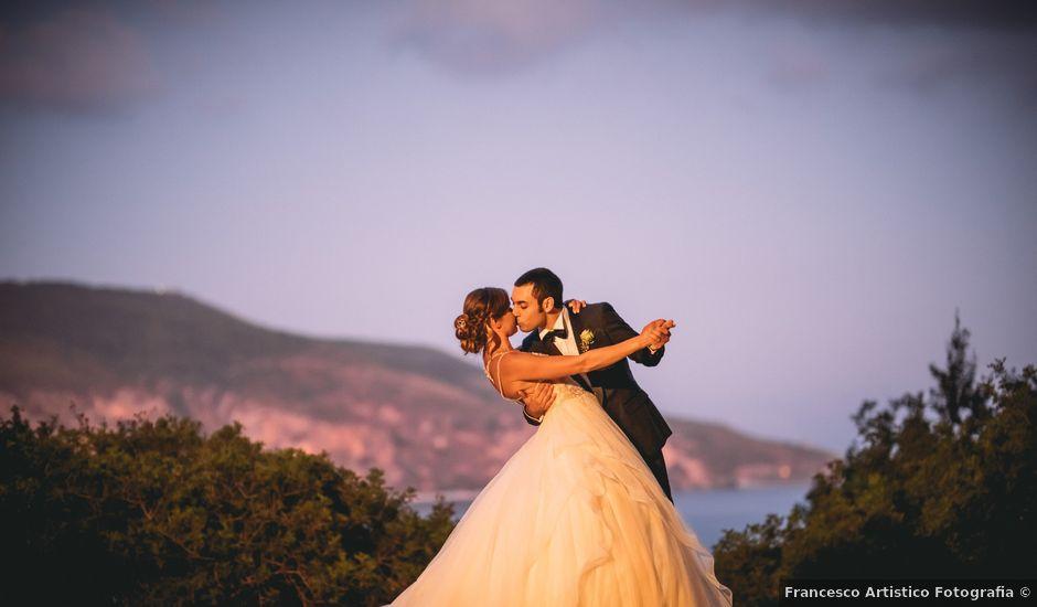 Il matrimonio di Romolo e Aleksandra a Palinuro, Salerno