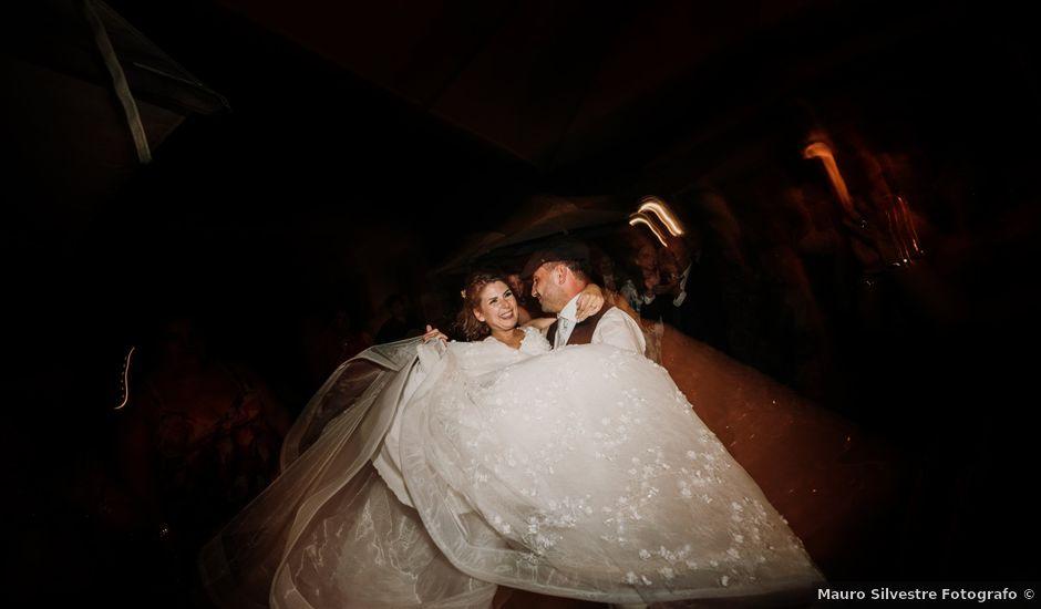 Il matrimonio di Fabiola e Prospero a Gaeta, Latina
