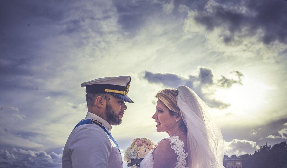Il matrimonio di Matteo e Simona a Sestri Levante, Genova