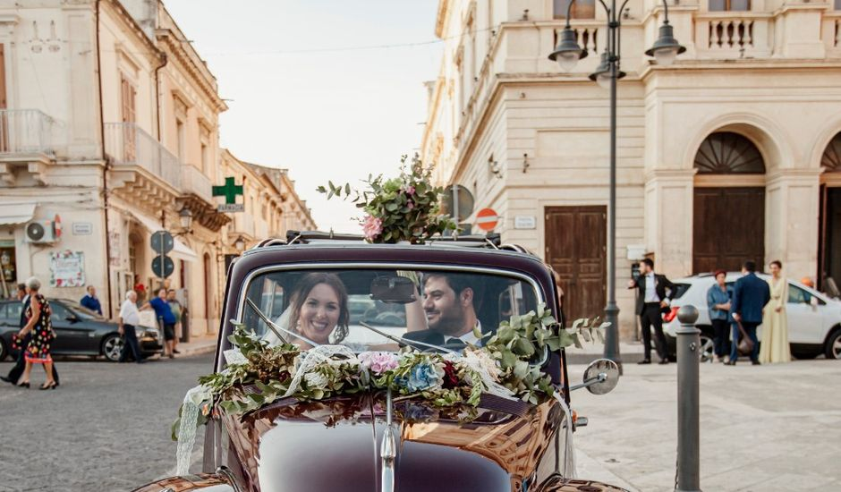 Il matrimonio di Giuseppe e Guendalina a Avola, Siracusa