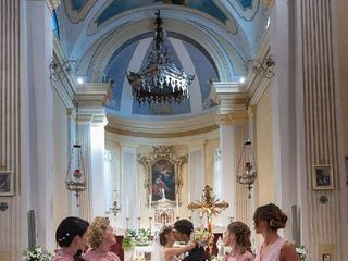 Le nozze di Beatrice e Mendes 1