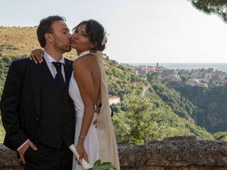 Le nozze di Leandra e Marco