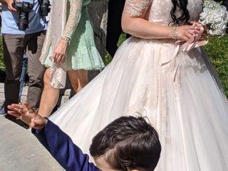Le nozze di Mattia  e Daniela  1