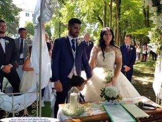 Le nozze di Mattia  e Daniela