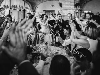 Le nozze di Giorgia e Francesco