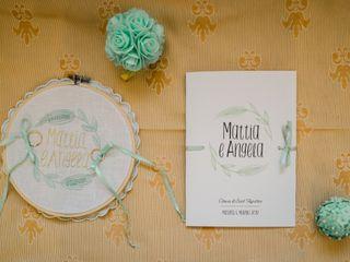 Le nozze di Mattia e Angela 1