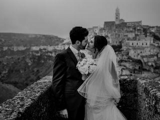Le nozze di Mattia e Angela