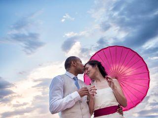 Le nozze di Silvia e Luis