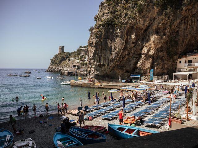 Il matrimonio di Enzo e Anna a Praiano, Salerno 29
