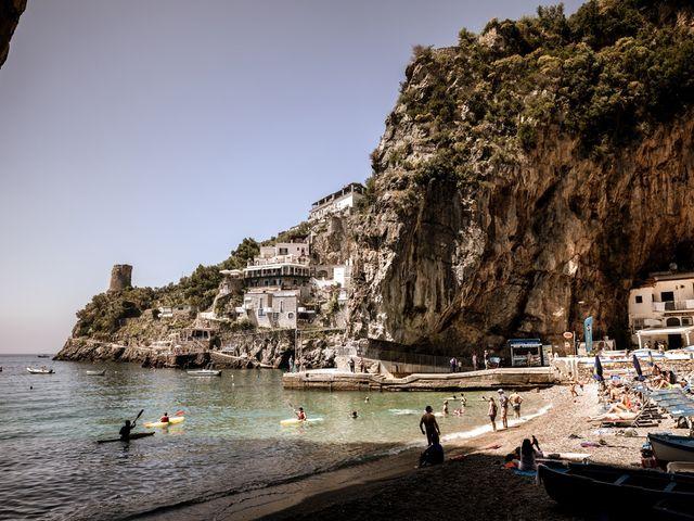 Il matrimonio di Enzo e Anna a Praiano, Salerno 33