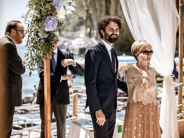 Il matrimonio di Enzo e Anna a Praiano, Salerno 34