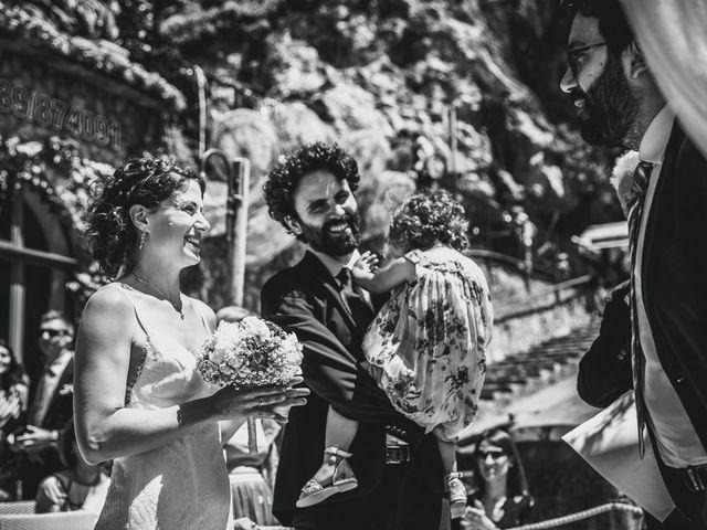 Il matrimonio di Enzo e Anna a Praiano, Salerno 37